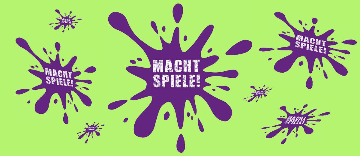 Header Logo Macht Spiele
